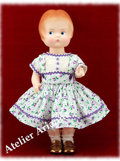Tenue Ninette pour poupées de 35-37 cm
