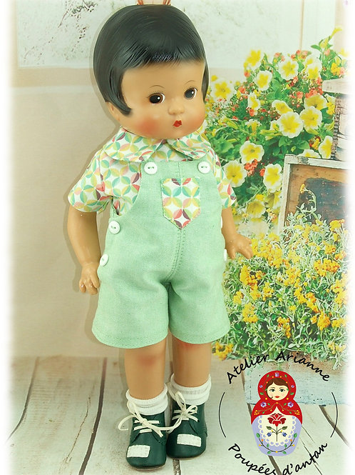 SIMON - Tenue pour les poupées Patsy et Skippy de 33cm