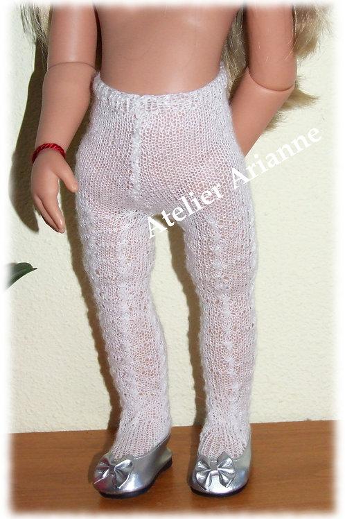 Collants PRINTEMPS/ÉTÉ tricot pour poupée Journey Girl, Gotz, Kidz'n'cats  ...