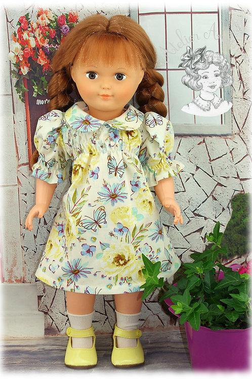 Tenue pour poupée Françoise Modes et Travaux Octobre 1978