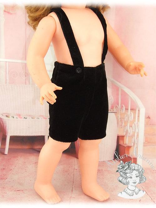 Reproduction d'une tenue d'origine pour poupée GéGé garçon de 50 cm