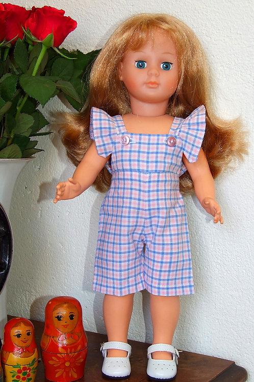 Tenue  pour Françoise, Marie-Françoise Juillet 1982