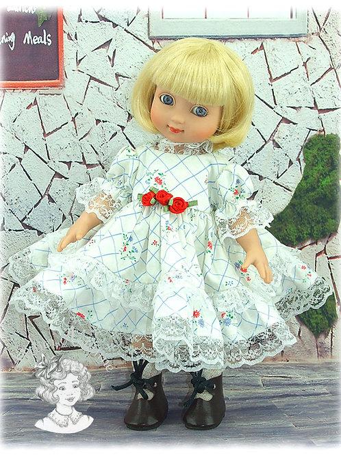 Pélagie-Tenue pour poupée Ann-Estelle et autres poupettes de 23-28 cm