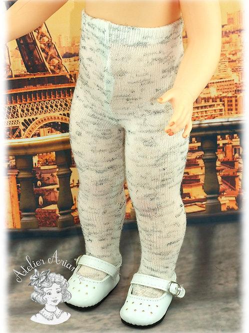 Nr 6 Collant en jersey pour poupées de Modes et Travaux , Kattie de Raynal