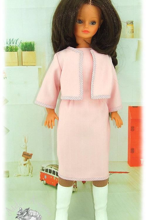 Elia-Tenue pour poupée Cathie de Bella