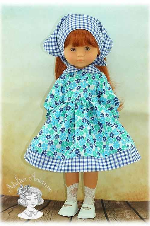 Lorrène - tenue pour poupées Chérie de Corolle et Paola Reina de 33 cm