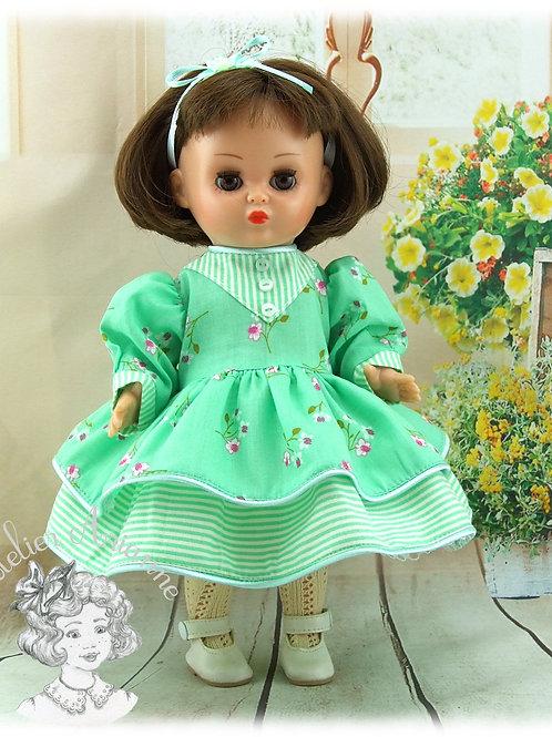 Lulotte - tenue pour poupée Bombon