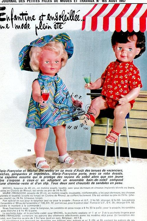 Page Modes et Travaux Août 1967