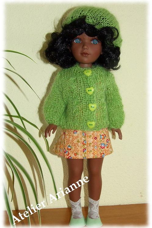 Tenue Valentina pour poupées Vidal Royas, Minouche, Little Darling