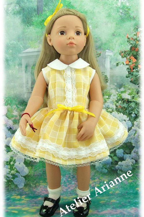 Tenue Caprice pour poupée Raynal, Gotz, Journey Girl, Kids, Zwergnase 46-50 cm