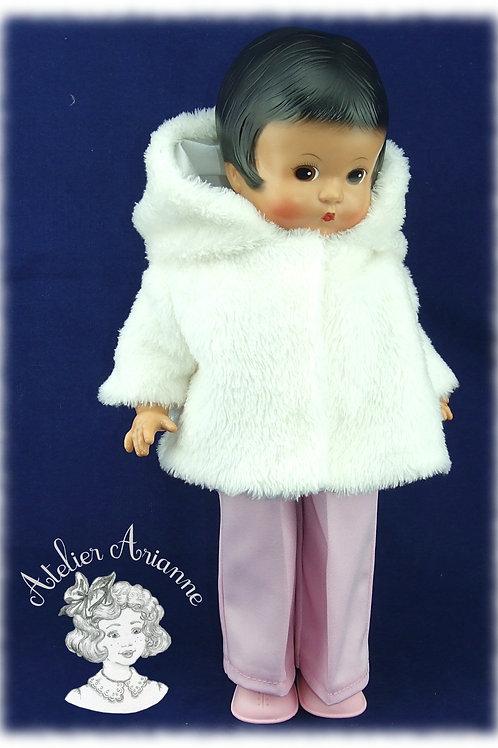 Agathe-tenue pour poupée Patsy de 33 cm