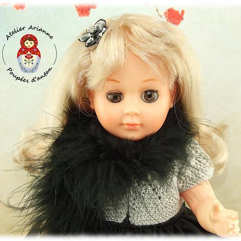 Boa pour poupée Marie-Françoise de Modes et Travaux et autres poupées :)