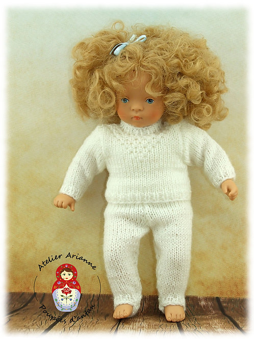 Soline pour poupée Minette