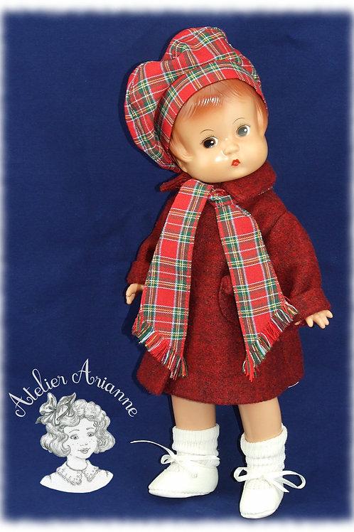 Tenue pour poupée Patsy 33 cm, Mars 1952