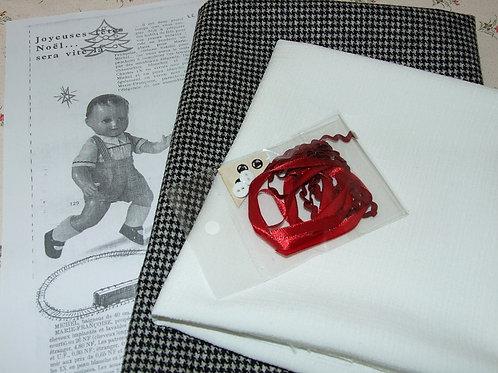 Kit 109 couture Modes et Travaux pour Michel,  Octobre 1962