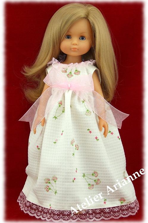 Tenue Angèle pour poupées Little Darling, Corolle,Minouche 33 cm