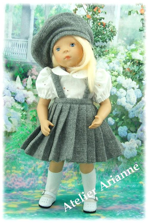 Tenue Ninon pour poupée LD
