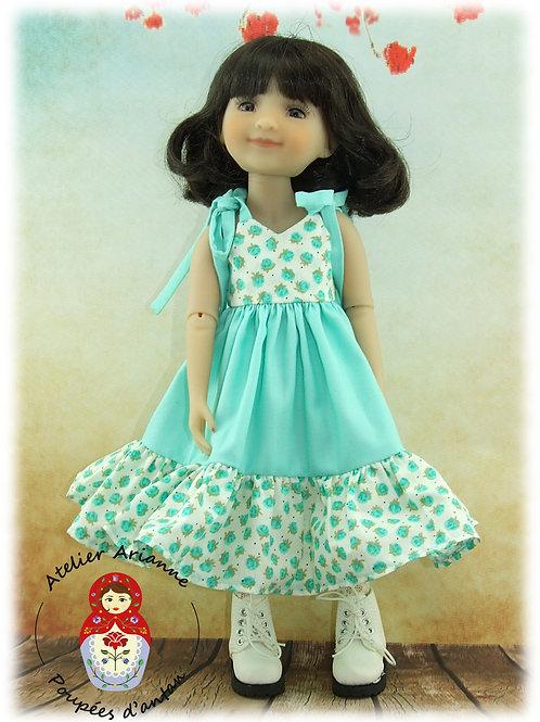 CECYLIA -Tenue pour poupée Ruby Red