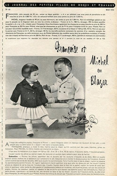 Page Modes et Travaux Mai 1958