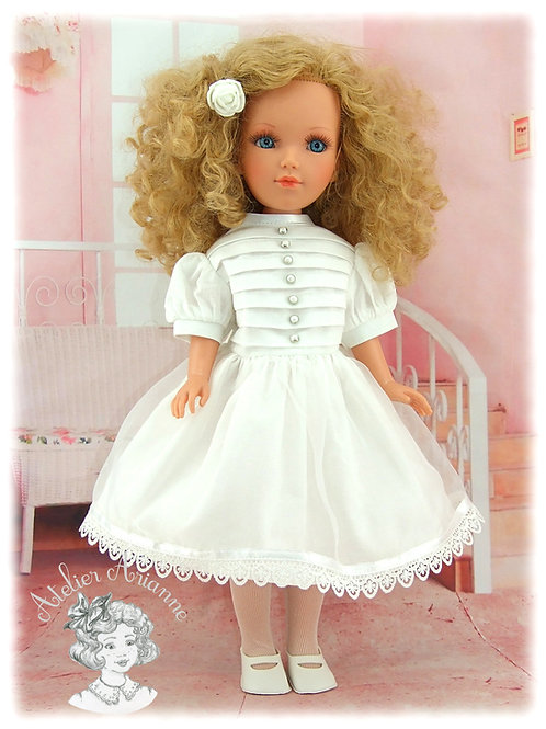 Tenue Solange pour poupées Vidal Royas et  Nancy Famosa de 40 cm