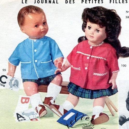 Page Modes et Travaux Septembre 1962