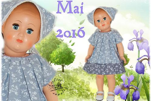 Tenue M&T pour Françoise Mai 2016