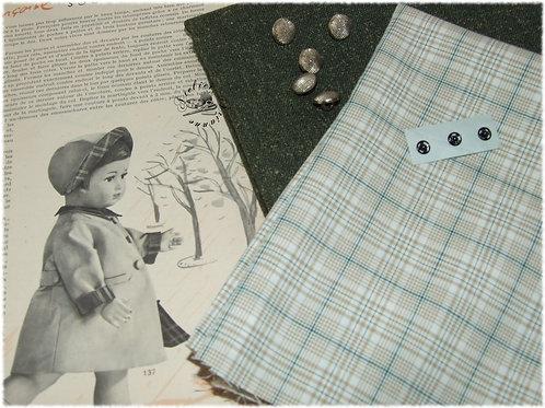 Kit 11 couture Modes et Travaux Françoise Octobre 1955