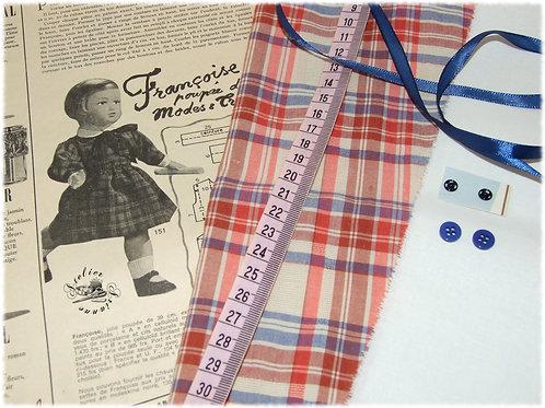 Kit 34 couture Modes et Travaux Françoise Novembre 1952