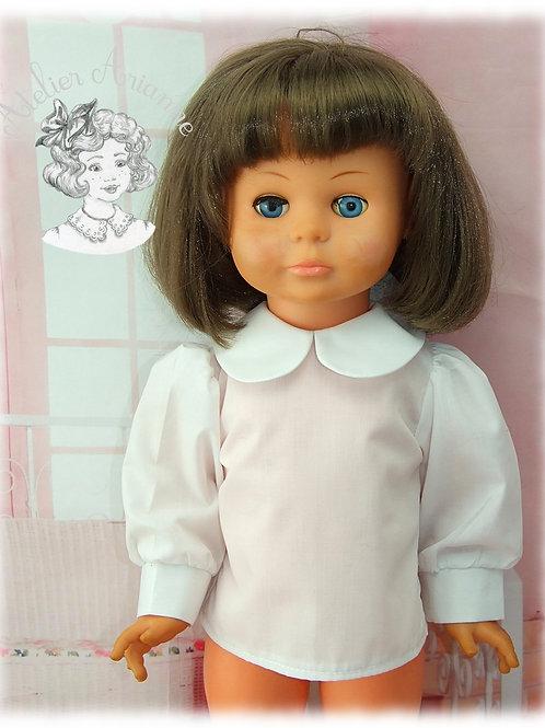 Chemise pour poupée Rosereine 50 cm
