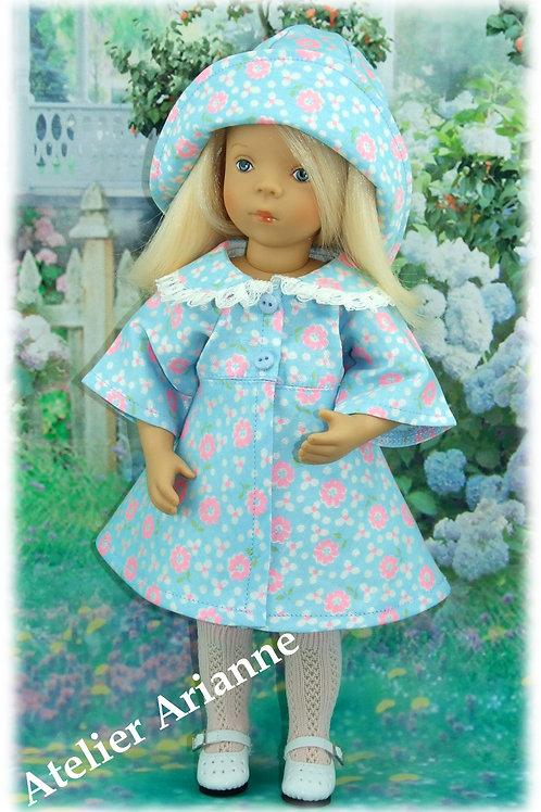 Tenue Eleonore pour poupées Corolle, Paola Reina, Bella, Minouche 33-35 cm