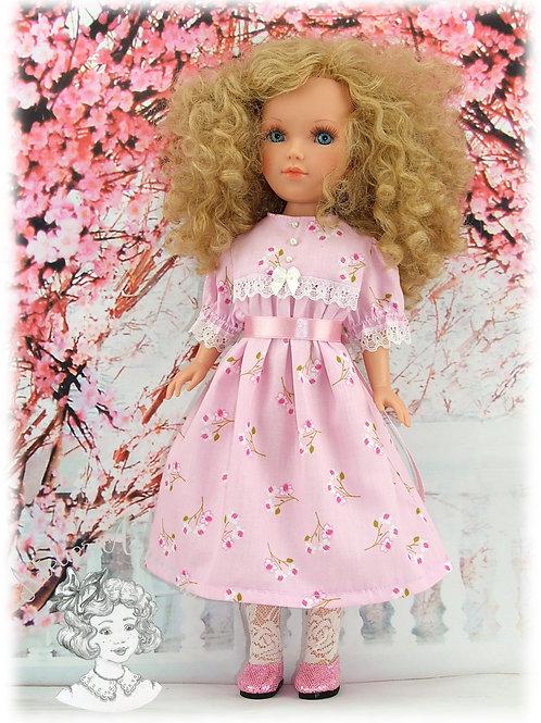 Julia - Tenue pour poupée Vidal Rojas