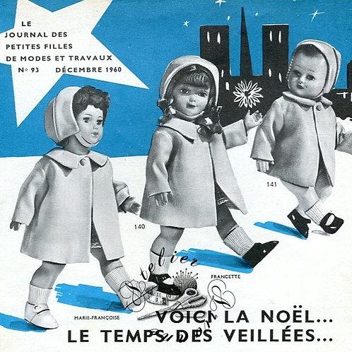 Page Modes et Travaux Décembre 1960