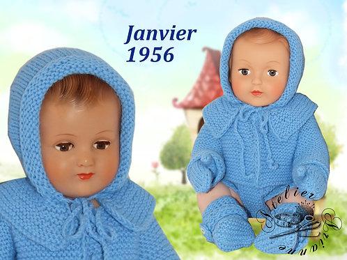 Tenue Michel Janvier 1956