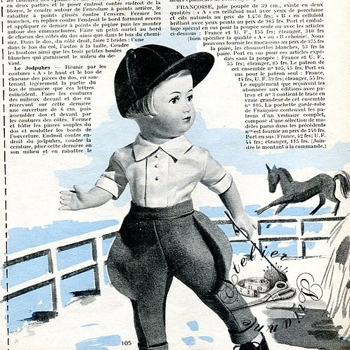 Page Modes et Travaux Septembre 1956