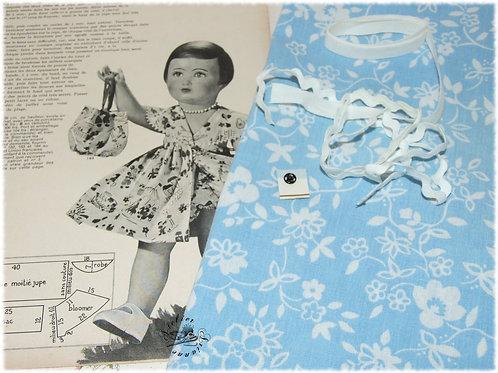 Kit 35 couture Modes et Travaux Françoise Juin 1951