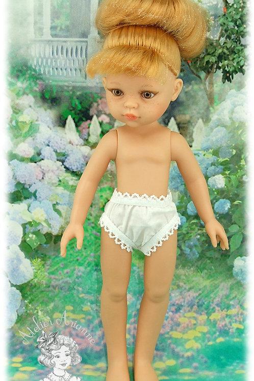 Culotte pour poupées Las Amigas de Paola Reina et Chérie de Corolle