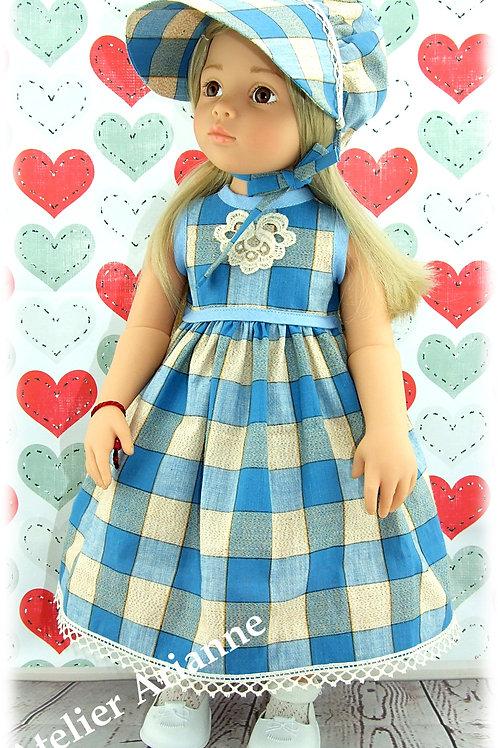 Tenue Mary pour poupée : Maru and Friends, Gotz, Kidz'n'Cats et d'autres 45 cm