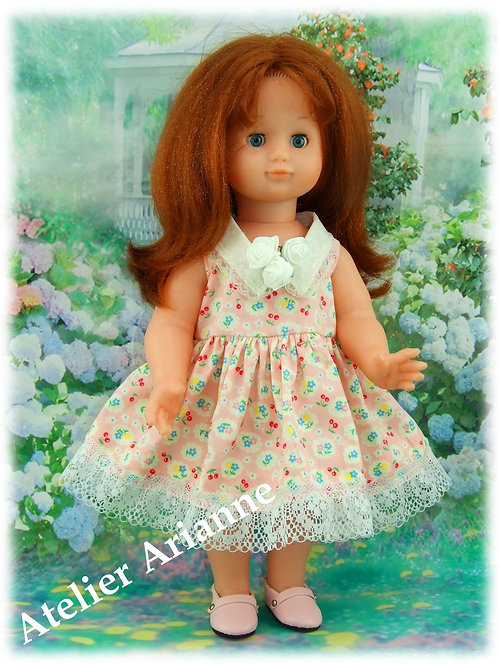 Tenue Juin 1965 pour poupée Modes et Travaux Emilie