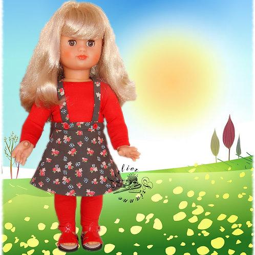 Tenue pour poupée Emilie M et T Avril 2012