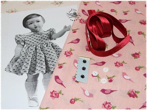 Kit 26 couture Modes et Travaux Françoise Mars 1951