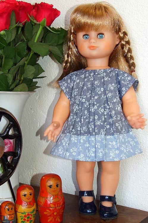 Tenue pour poupée Emilie Modes et Travaux Mai 2016