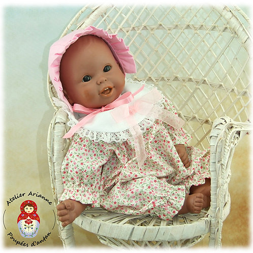 Sarah reproduction tenue pour poupée Corolle