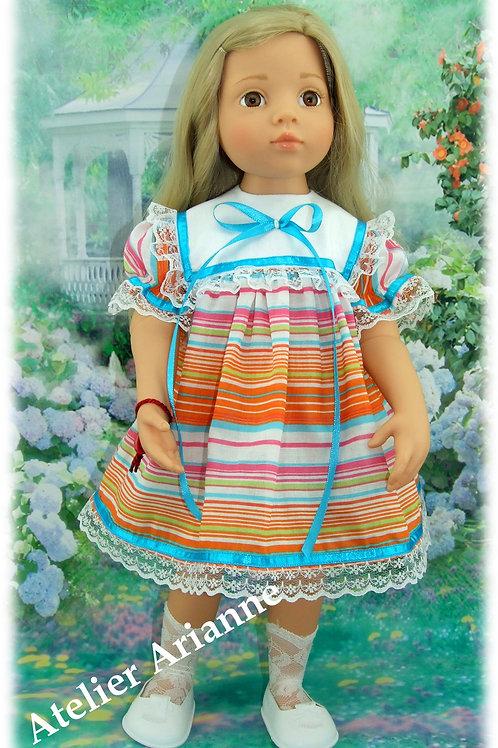 Tenue Magnolia pour poupées Maru , Kidz, Gotz et autres 46-50 cm