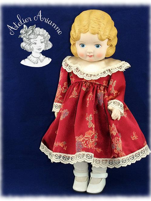 Mireille Tenue pour poupées: Daisy Kingdom de 50 cm