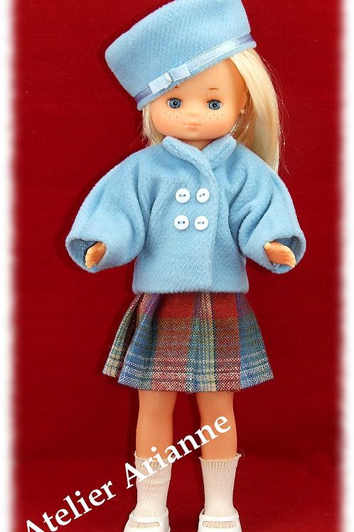 Tenue Lola pour poupée Lesly de Famosa