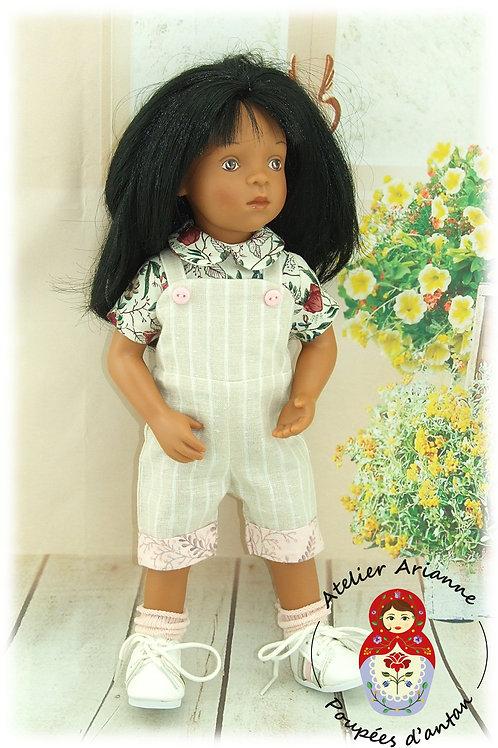Chemise -Tenue pour poupée Minouche de Petitcollin