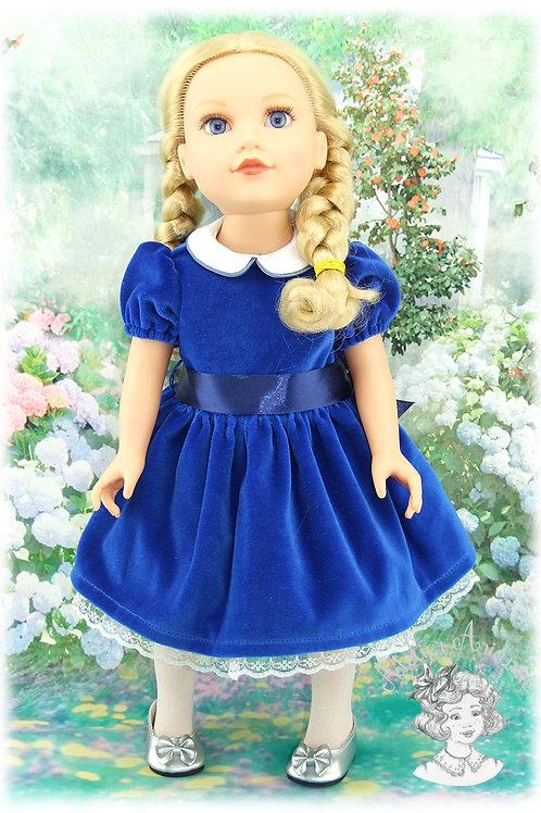 Isabella -Tenue pour poupée Journey Girl , Décembre 1951