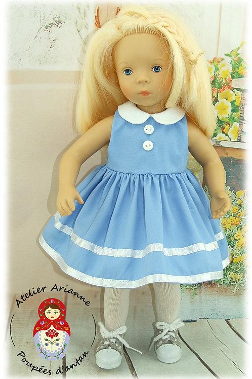 Jade -Tenue pour poupée Minouche de Petitcollin