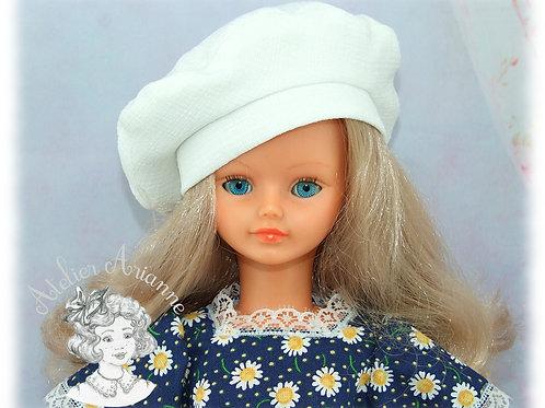 Béret pour poupée Cathie de Bella
