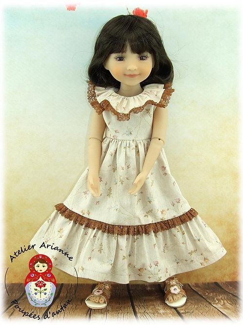Alexa - Tenue pour poupée Ruby Red